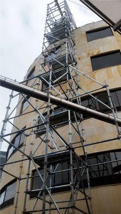 Andamio certificados soefec construcción en Bogotá