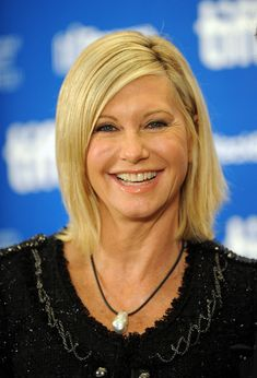 Olivia Newton-John's Modern Side-part (Hairstyle Ideas)