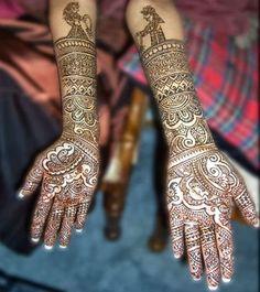 New Amazing Indian Mehndi Designs 2014 | BestStylo.com