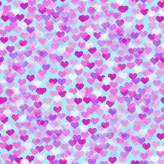hearts_fabric fabric by farrellart on Spoonflower - custom fabric and giftwrapp