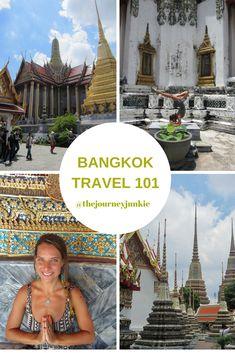 Temples, shopping, delicious food - Bangkok 101!