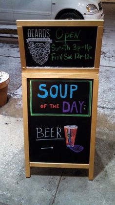 My local brewery is serving my favorite soup
