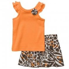 Cool Cute Short Sets for Baby Girls