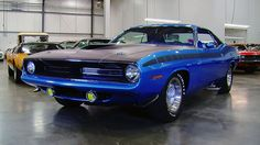 1970 Plymouth Barracuda 340 Six Pack