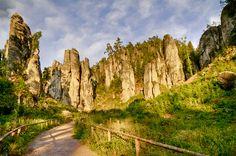 Český ráj (Bohemian Paradise), Czech Republic. Photo kubais.