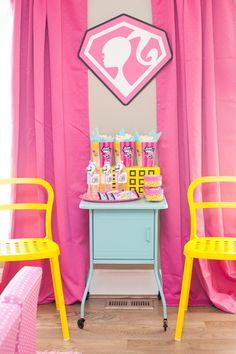 Anders Ruff Custom Designs LLC Barbie In Princess Power Movie Viewing Party