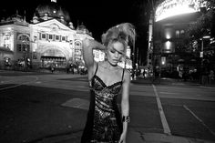 Night on the Town | Teisha Lowry | Peter Coulson #photography | Bellechasse