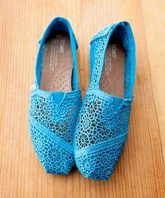 337dc41f4c77 Take a look at the Aqua Morocco Crochet Classics - Women on today!