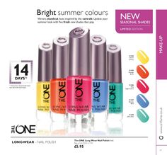 Mani monday with #oriflame - The One Long Wear Nail Polish available in 15 shades. Available to Pre-order #wholesale or #retail Ask us for a catalogue or call 08033818007 to order