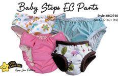 Very Baby - Baby Steps EC Pants, $12.50 (http://www.verybaby.com/baby-steps-ec-pants/)