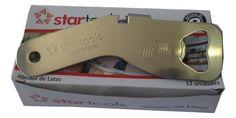 512423 ABRIDOR GARRAFA/LATA STARTOOLS INOX (DUZIA) 419