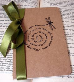 Wiccan/PaganMoleskine Kraft Pocketbook Perfect for by craftypagan, $9.40