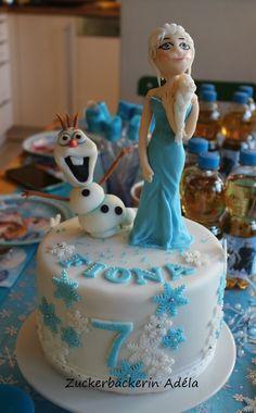 Eiskönigin Fiona