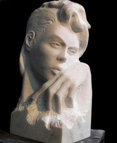 Elias Naman, 1980 | Marble Figurative sculptor | Tutt'Art@ | Pittura * Scultura * Poesia * Musica |