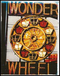 Wonder Wheel - Ellen Oxhorn