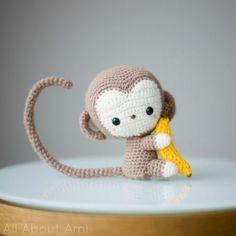 Chinese New Year Amigurumi Monkey pattern