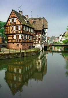 Strasbourg, département du Bas-Rhin