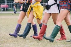"""Are you looking at the images from #Download and the #Isleofwightfestival with longing, quietly wondering """"Should I go to a festival next year? STOP! And read our blog on what to expect first!"""