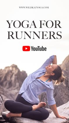 The benefits of yoga for runners + a selection of YouTube videos for runners to compliment your favourite form of cardio #running #runningtips #yoga Holistic Wellness, Wellness Tips, Back Hurts, Yoga For Runners, Yoga Routine, Yoga Benefits, Yoga Videos, Running Tips, Yoga Poses