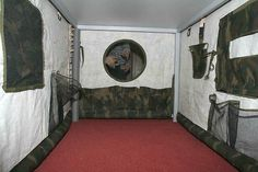 Vojenský bunkr pro děti na přání / Zboží prodejce bara S | Fler.cz Bed, Furniture, Home Decor, Decoration Home, Stream Bed, Room Decor, Home Furnishings, Beds, Arredamento