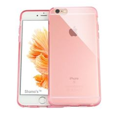 """iPhone 6 iPhone 6S Silicone cover Case NEW!!!     Pink ,green,clear: colors available    Beautiful Case  For iPhone 6 and 6S (4.7"""") This case fits the  6/6S  from Apple. Installing it is super easy and the fit is tight and secure. The completely cute design allows you to show off the beautiful design of your iPhone 6 or 6S  This case is made from high-quality soft TPU, so it will remain clear and clean for a very long time.  You won't find a nicer case. Accessories Phone Cases"""