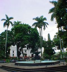 Alajuela, Costa Rica.  I love the town . My mom was born here