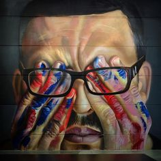Artist: case_maclaim | urban art | grafite | mural | graffiti | Street art | art | MINI | Miniac | Mini lifestyle | Schomp Mini