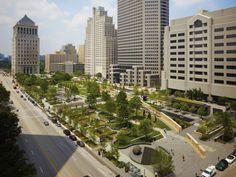 Citygarden | Nelson Byrd Woltz