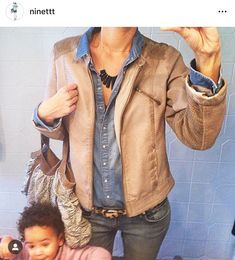 Mode Jeans, Military Jacket, Vest, Jackets, Fashion, Down Jackets, Moda, Field Jacket, Fashion Styles