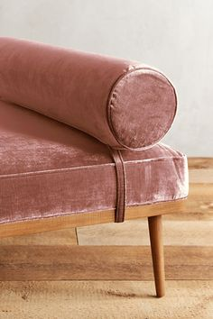Slub Velvet Darcy Daybed  Get started on liberating your interior design at Decoraid in your city! NY   SF   CHI   DC   BOS   LDN https://www.decoraid.com