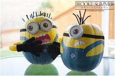 Halloween, Traditions, and Minions Minion Halloween, Halloween Tricks, Minion Party, Halloween Jack, Halloween 2015, Halloween Stuff, Halloween Pumpkins, Halloween Crafts, Holiday Crafts