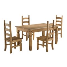 Found it at Wayfair.co.uk - Corona Dining Table and 4 Chairs