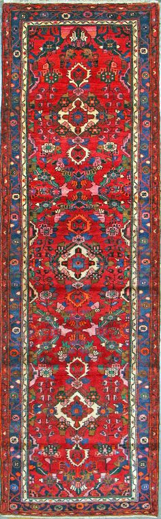 Buy Hamadan Persian Rug x Authentic Hamadan Handmade Rug Persian Rug, Carpets, Bohemian Rug, Oriental, Old Things, Rugs, Handmade, Stuff To Buy, Persian Carpet