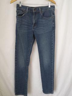 Levi's 510 Super Skinny Jeans Denim Size 30x30  Men's Boys 20 Regular #LeviStrauss #SlimSkinny