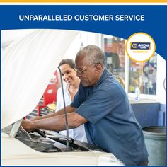 Unparalleled customer service and Auto Care.  NAPA!  #Kirkmotors #servicedepartment #customersatisfaction #valueformoney