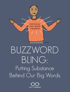 A look at three current buzzwords in education and how they are used, how they are abused, and how they can be applied in real classrooms. #CultofPedagogy Kids Learning Activities, Home Learning, Learning Resources, Cult Of Pedagogy, Big Words, Professional Development, Curriculum, How To Apply, Classroom