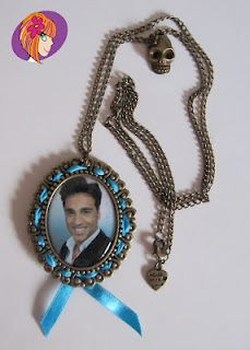 Collar David Bustamante