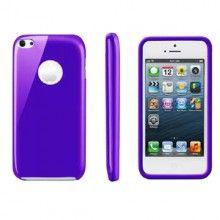 Muvit TPU Hülle iPhone 5C - Violet  9,99 €