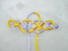 Image result for how to tie celtic knots in wire