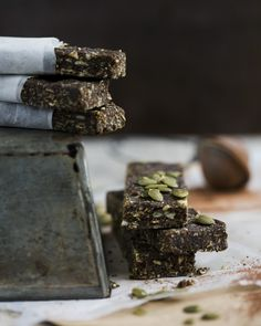 Raw Hemp Protein Bars ~ We offer most of the ingredients!