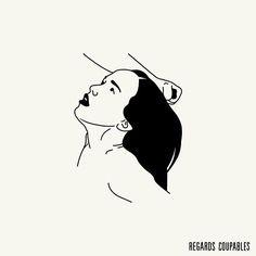 Good Morning  #bringbackregardscoupables #regardscoupables #eroticart #eroticdrawing