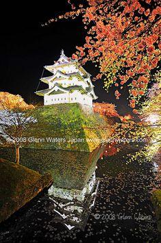 Hirosaki Castle, Aomori, Japan: photo by Glenn Waters