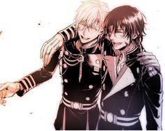 """""""In my experience, people who can deprecate themselves like that are the most dangerous.""""—Shinya To Guren"""