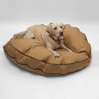 bowsers pecan filigree dutchie dog bed #dogbeds serenityhealth