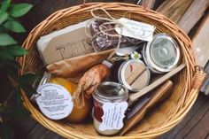 "Food Lover's ""Homemade Gourmet Swap Party""  -- What a terrific idea!"