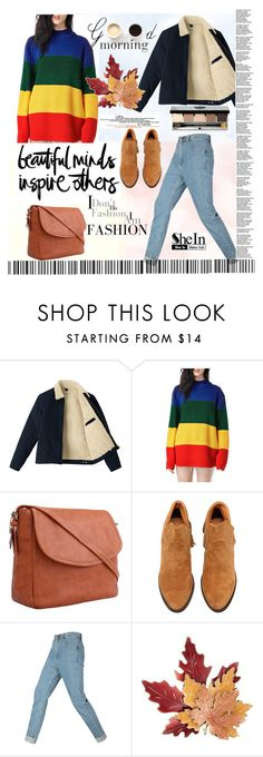 """""""shein 7"""" by amelakafedic ❤ liked on Polyvore featuring Butter London, Lulu*s, Croft & Barrow and Bobbi Brown Cosmetics"""