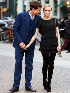 Sarah Seven Style Girl Crush on Diane Kruger www.sarahsevenblog.com