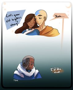 There will be next comic and That will be last one of this kataang fan comics! I hope you guys understand my bad english~! Avatar Fan Art, Team Avatar, Avatar Cartoon, Avatar Funny, The Last Avatar, Avatar The Last Airbender Art, Ang And Katara, Atla Memes, Avatar World