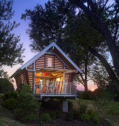 Diseño de casa pequeña de campo