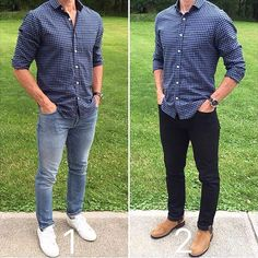 casual for men Casual Outfits, Fashion Outfits, Fashion Trends, Fashion Guide, Fashion Styles, Men's Outfits, Sneakers Outfit Men, Men's Sneakers, Mode Man